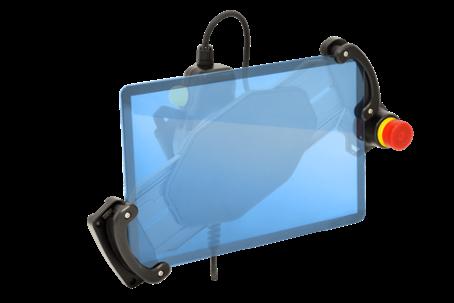 De nieuwe HT3P Safety Commander voor tablets op productielocaties