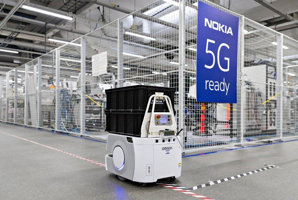 'Low latency in 5G-standaard zal de industrie gaan veranderen'