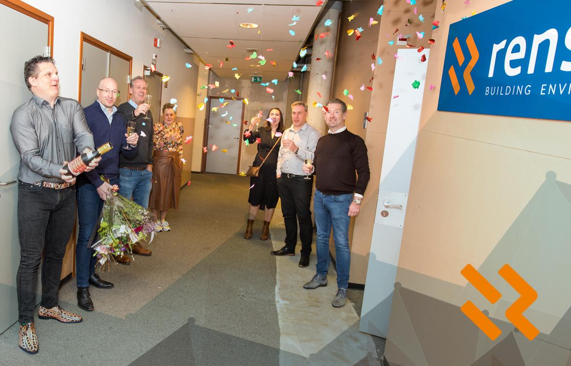 Rensen opent nieuwe vestiging in Kerkrade