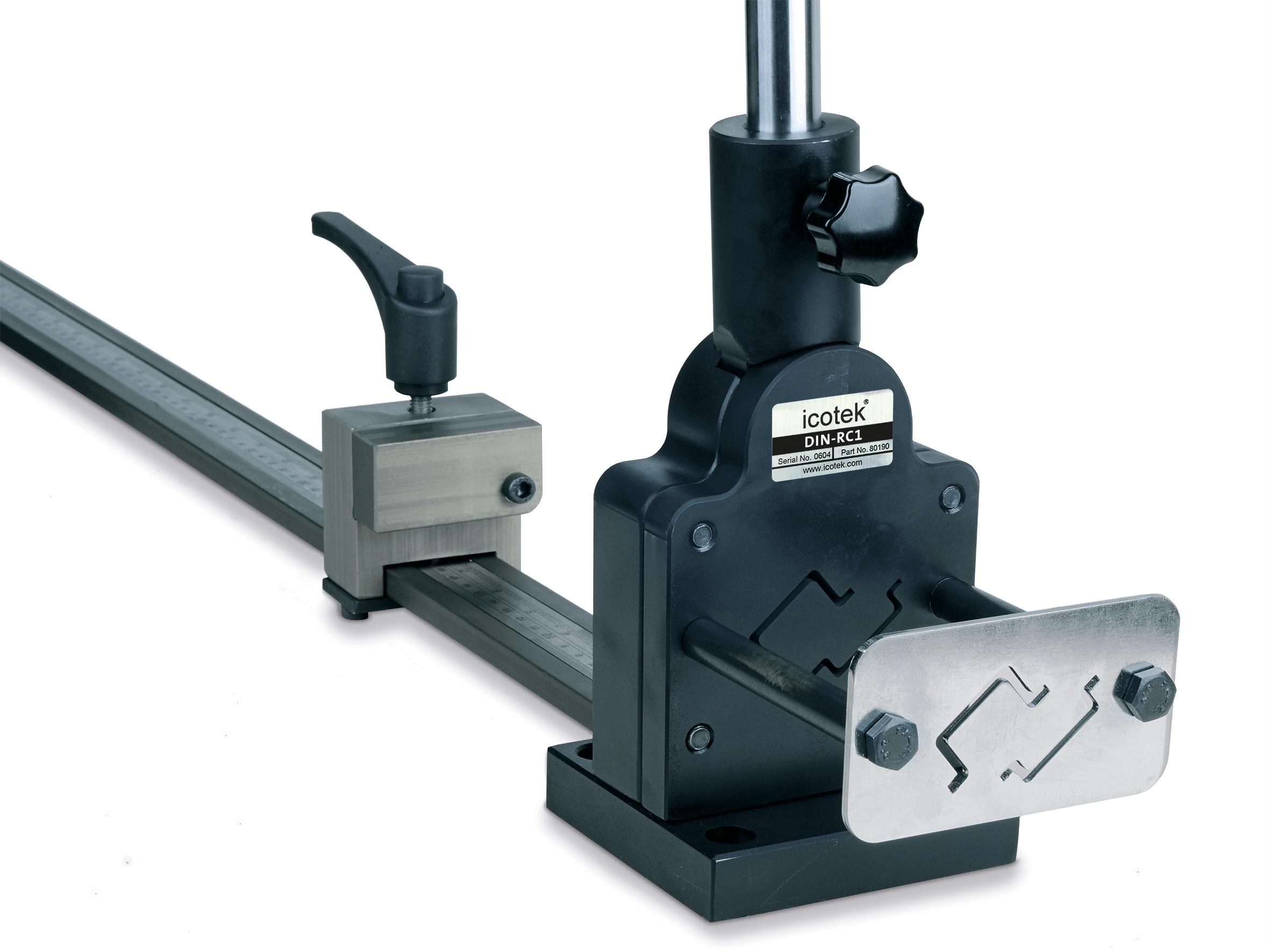 Met de DIN-rail knipper maak je eenvoudig DIN-rails op maat