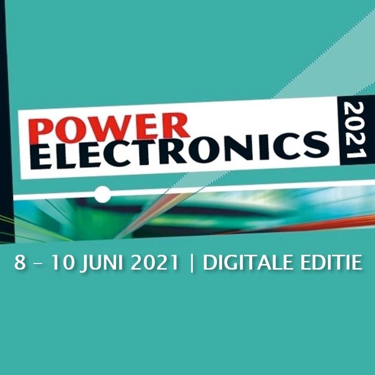 Doe mee aan het digitale Power Electronics event!