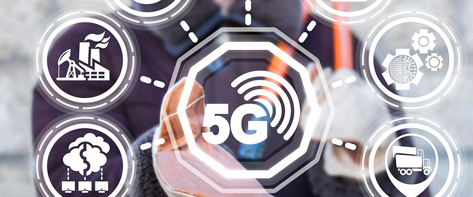 5G vormt sleuteltechnologie voor industrie 4.0