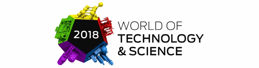 Laat u inspireren op World of Technology & Science en Industrial Processing