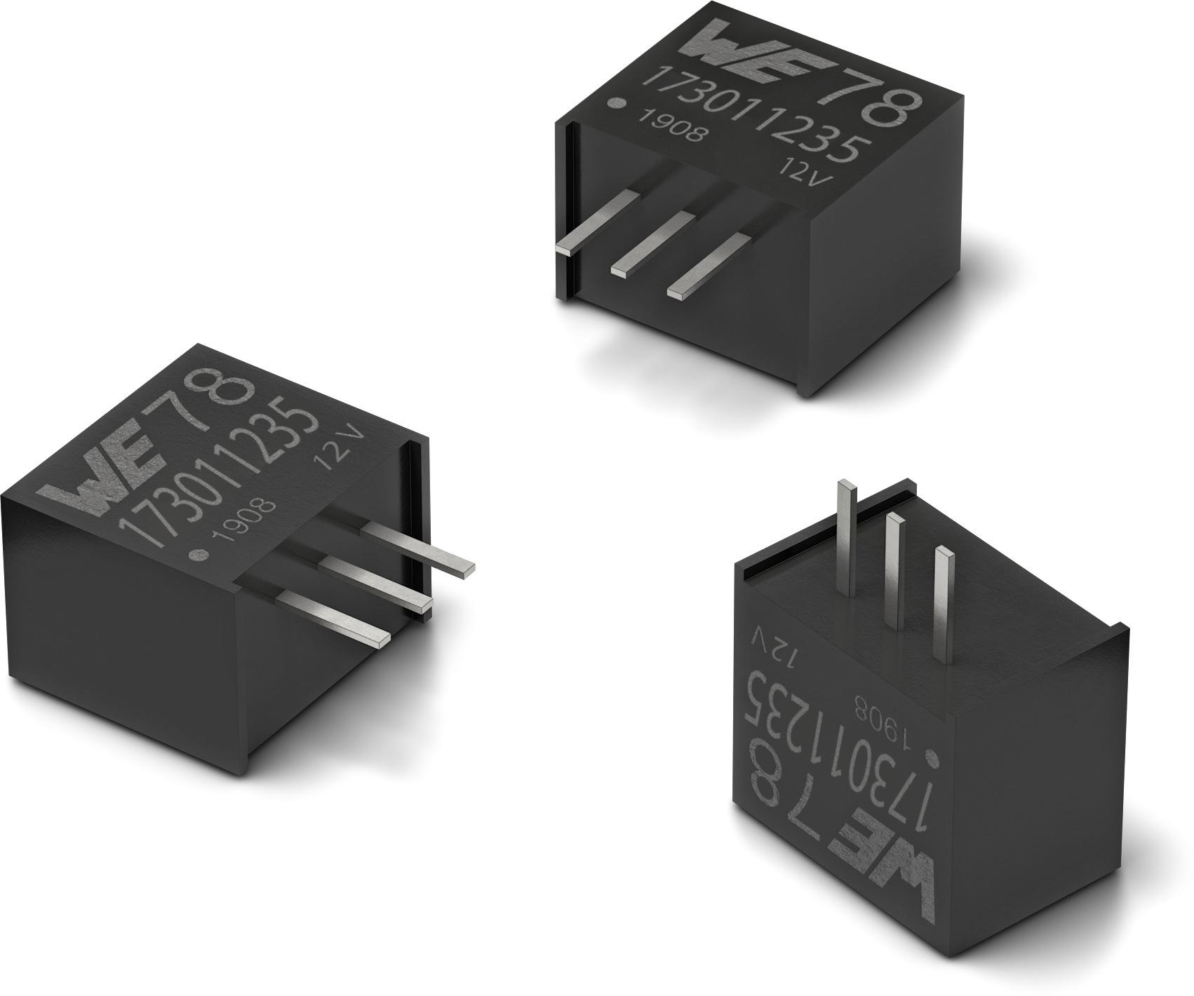 Würth Elektronik extends its MagI³C-FDSM-36-V family with a 12 V output voltage version