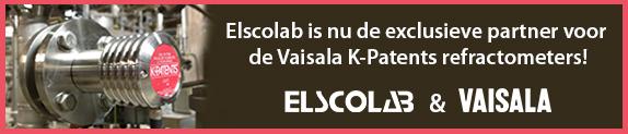Vaisala K-Patents en Elscolab BV kondigen samenwerking aan