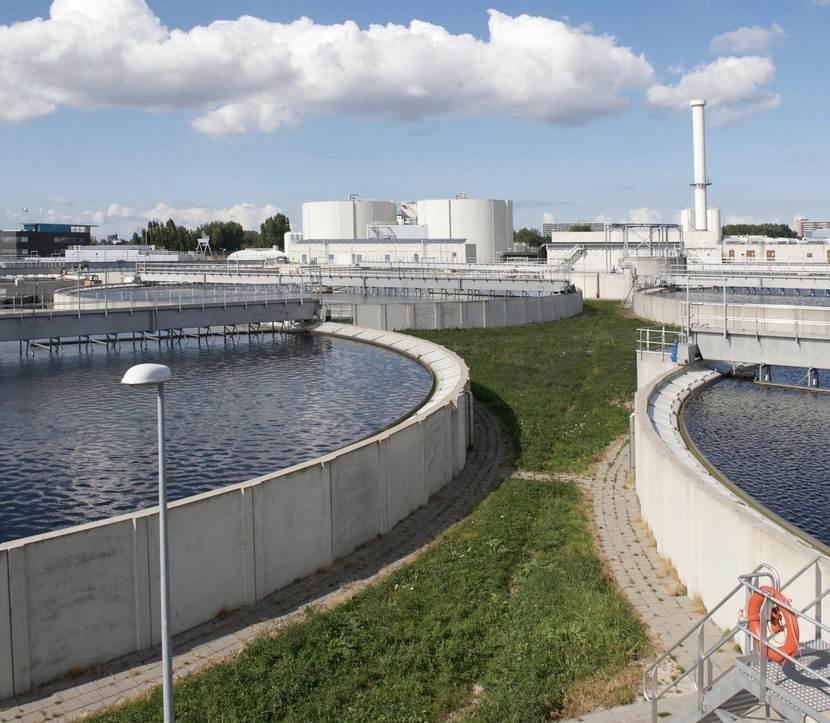 Proef voor zuiveren van medicijnresten uit afvalwater
