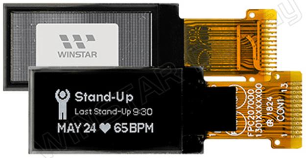 Winstar Consumer Grade 0.96″ OLED