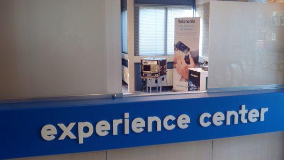 Zelf aan de slag in ons Experience Center