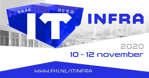 SAVE THE DATE! 10 – 12 november digitaal IT Infra event