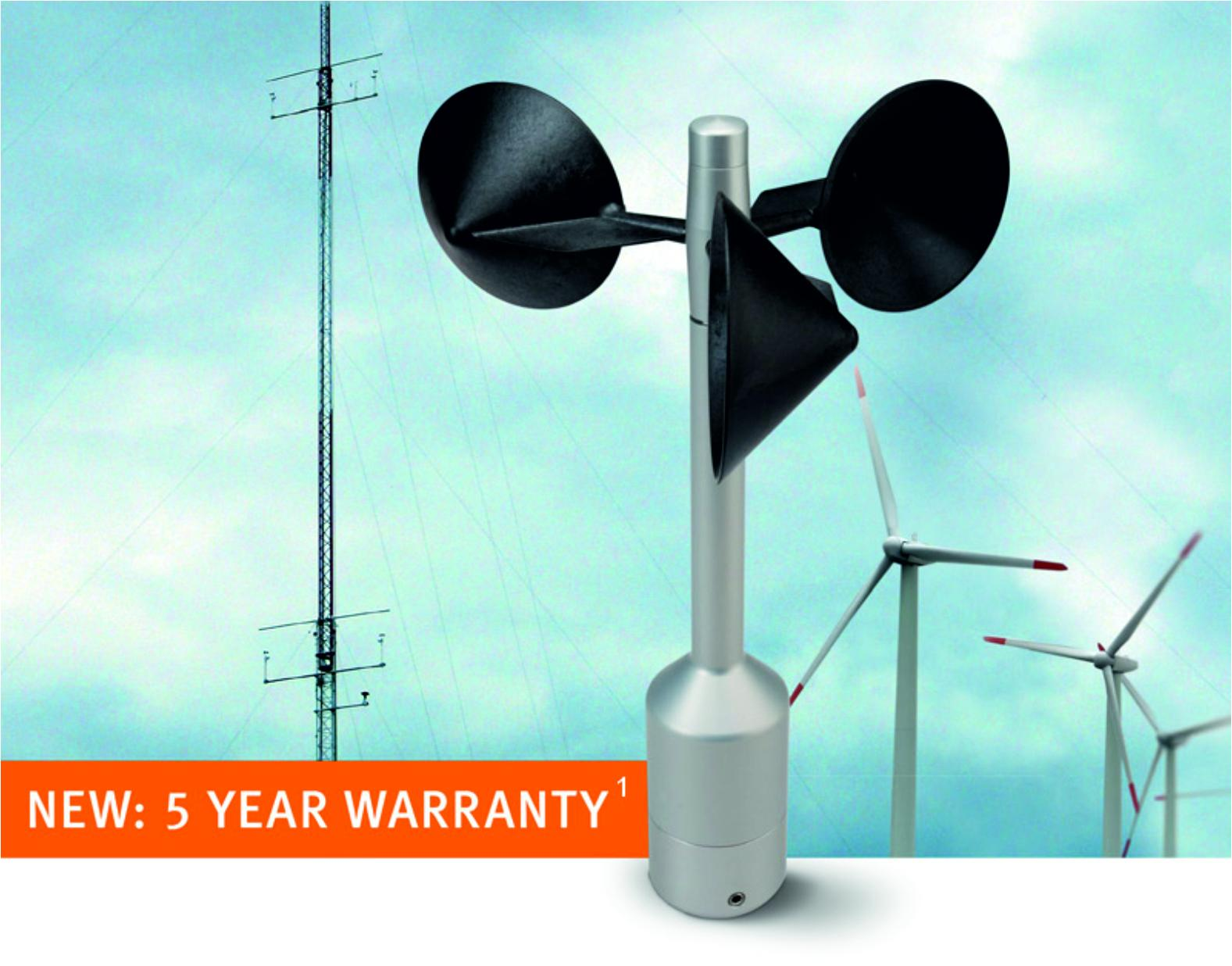 "First Class Anemometer van Thies werelds toonaangevende ""wind anemometer"""