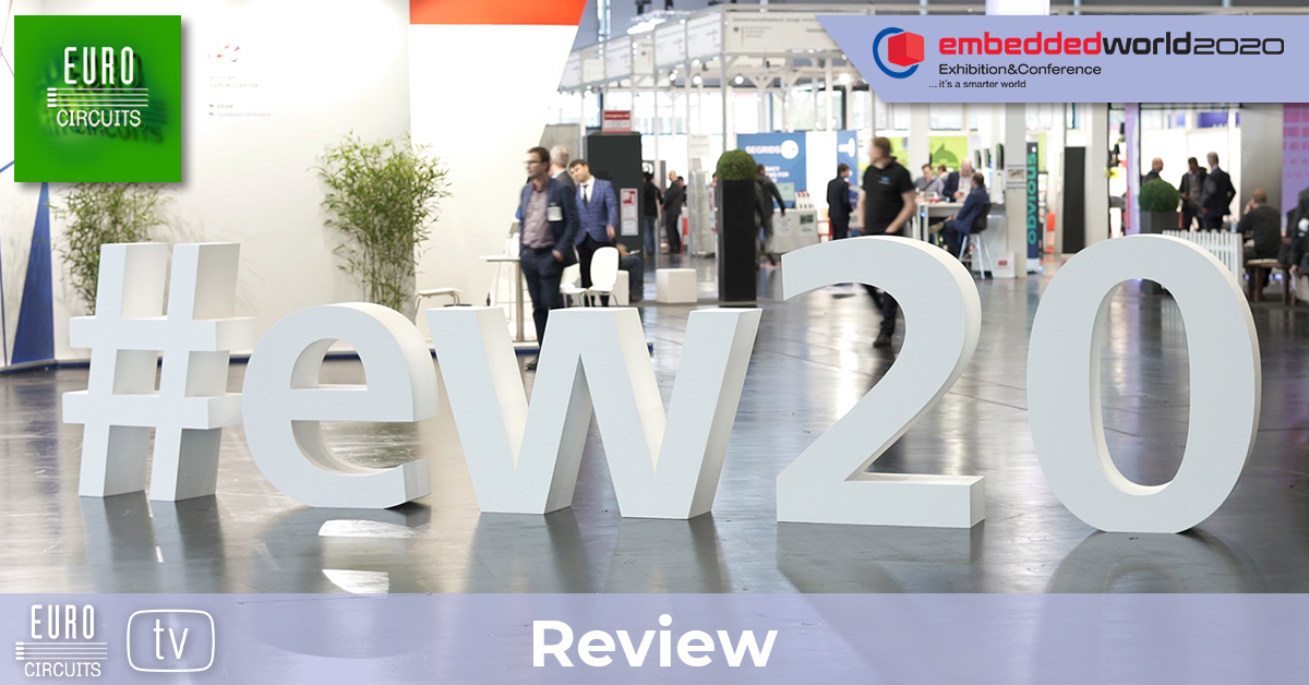 This was embedded world - 25-27 Feb 2020