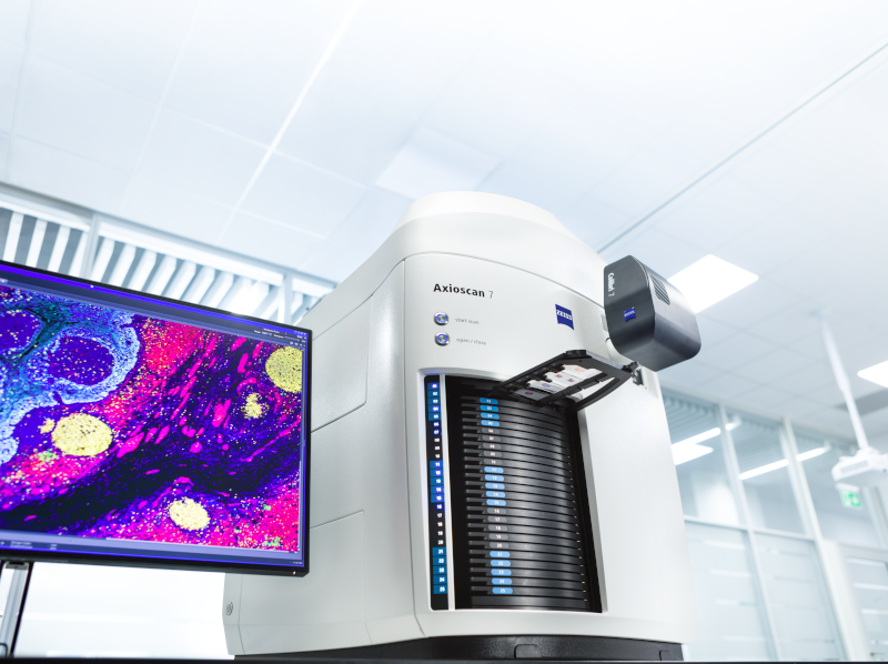 Introducing the new ZEISS Axioscan 7: Scanning performance combined with application freedom
