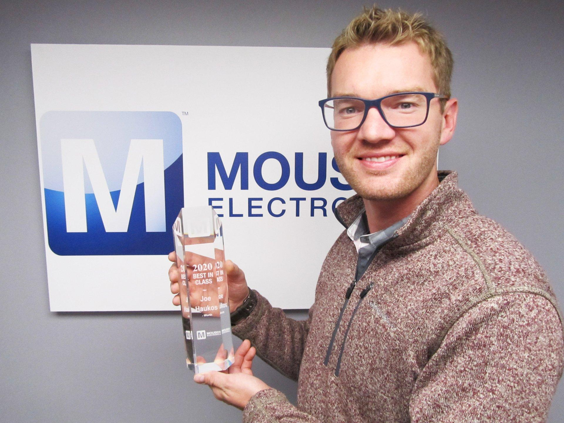 Würth Elektronik awarded by Mouser