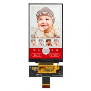 Winstar WF40CTYAQMNN0 a 3.97 inch IPS TFT-LCD display module with 480 x 800 pixels