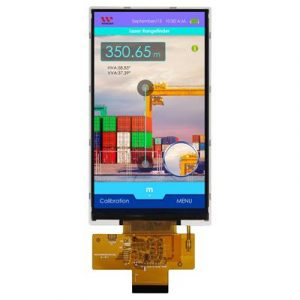 Winstar WF50DSYA3MNN0 a High Brightness 5 inch IPS TFT-LCD module with resolution of 720×1280 pixels