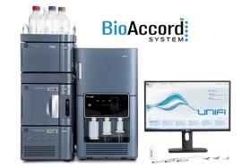 BioAccord LC-MS systeem voor biofarmaceutica