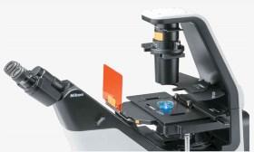 Nikon's Ts2 omkeermicroscoop
