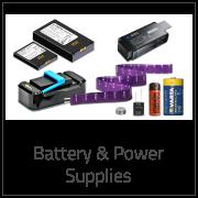 Battery & Power Supplies