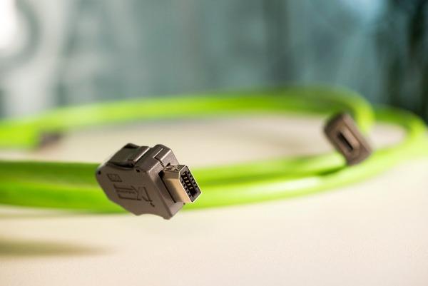 Figuur 1 De nieuwe industriële Category 6A: ix industriële connectoren