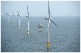 Vermogenselektronica op offshore windparken