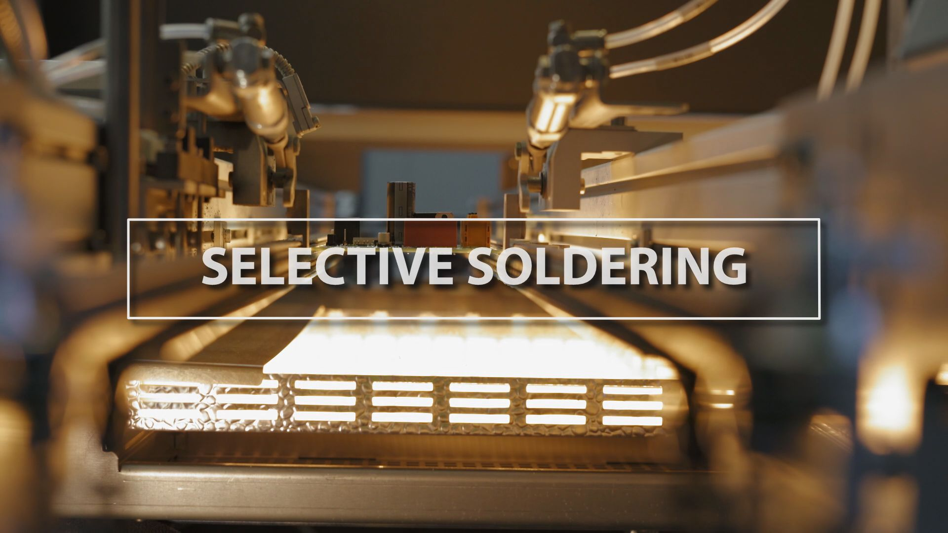 Technology Thursday: Selective Soldering