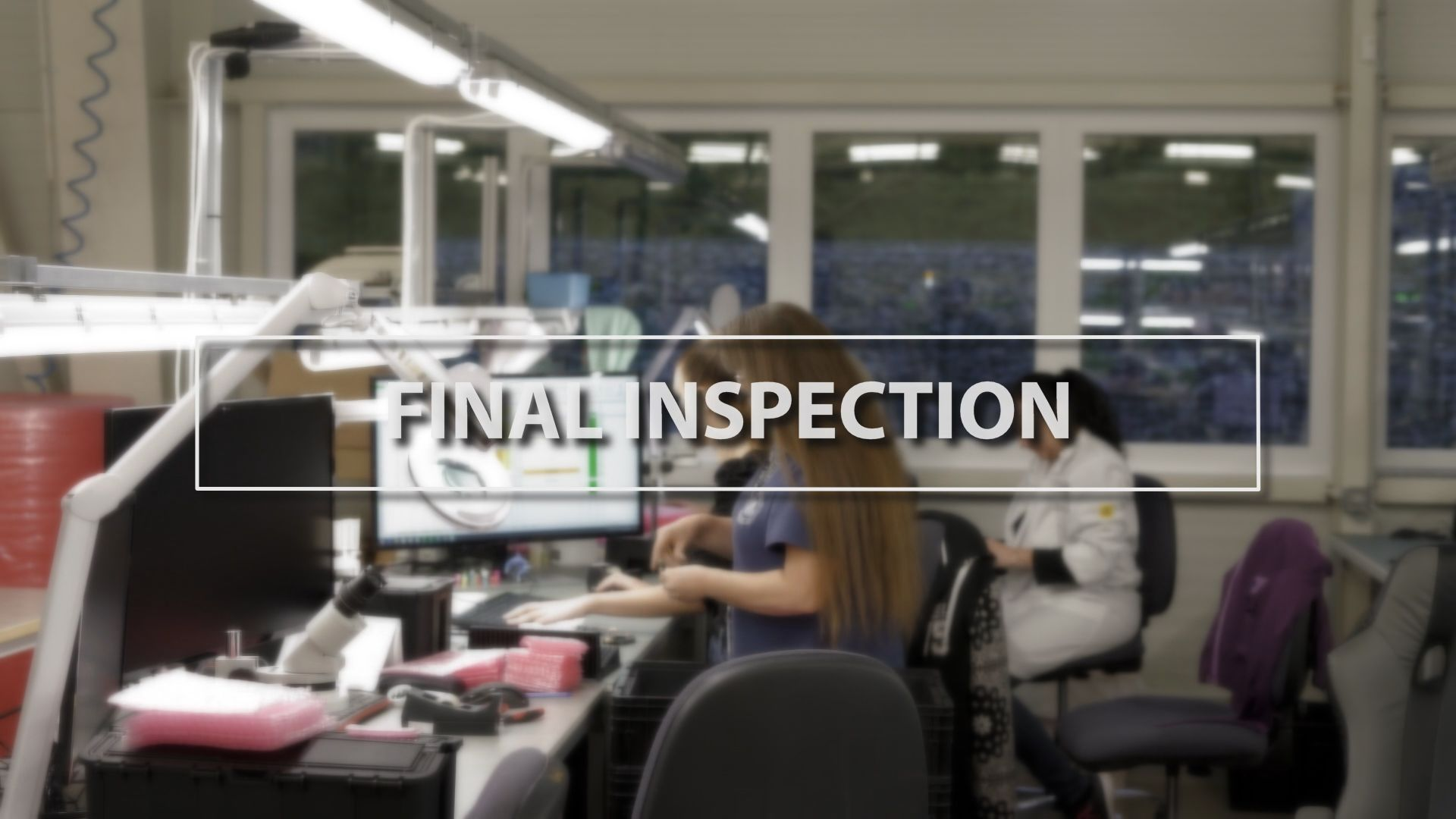 Technology Thursday: Final Inspection