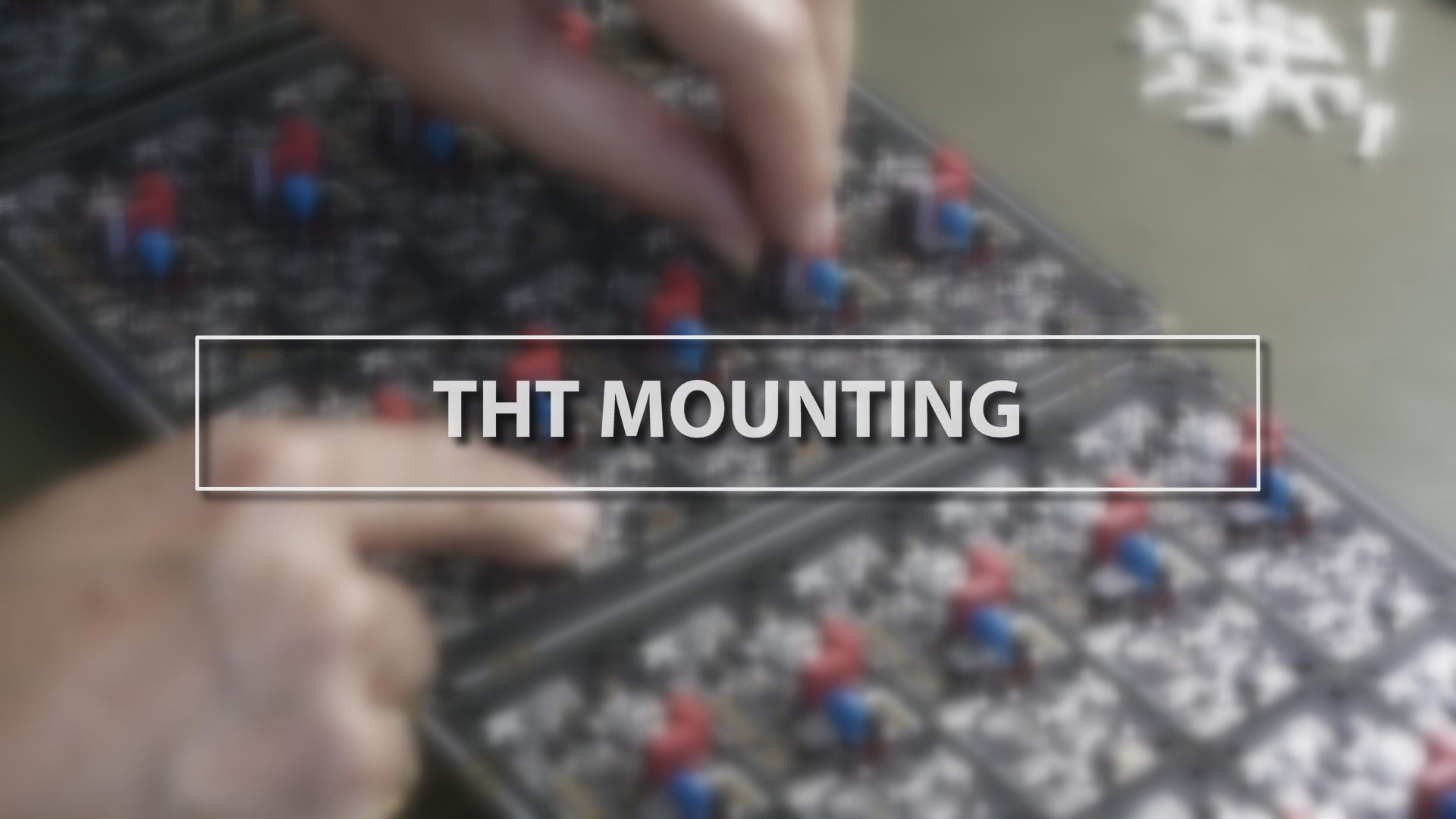 Technology Thursday: THT Mounting