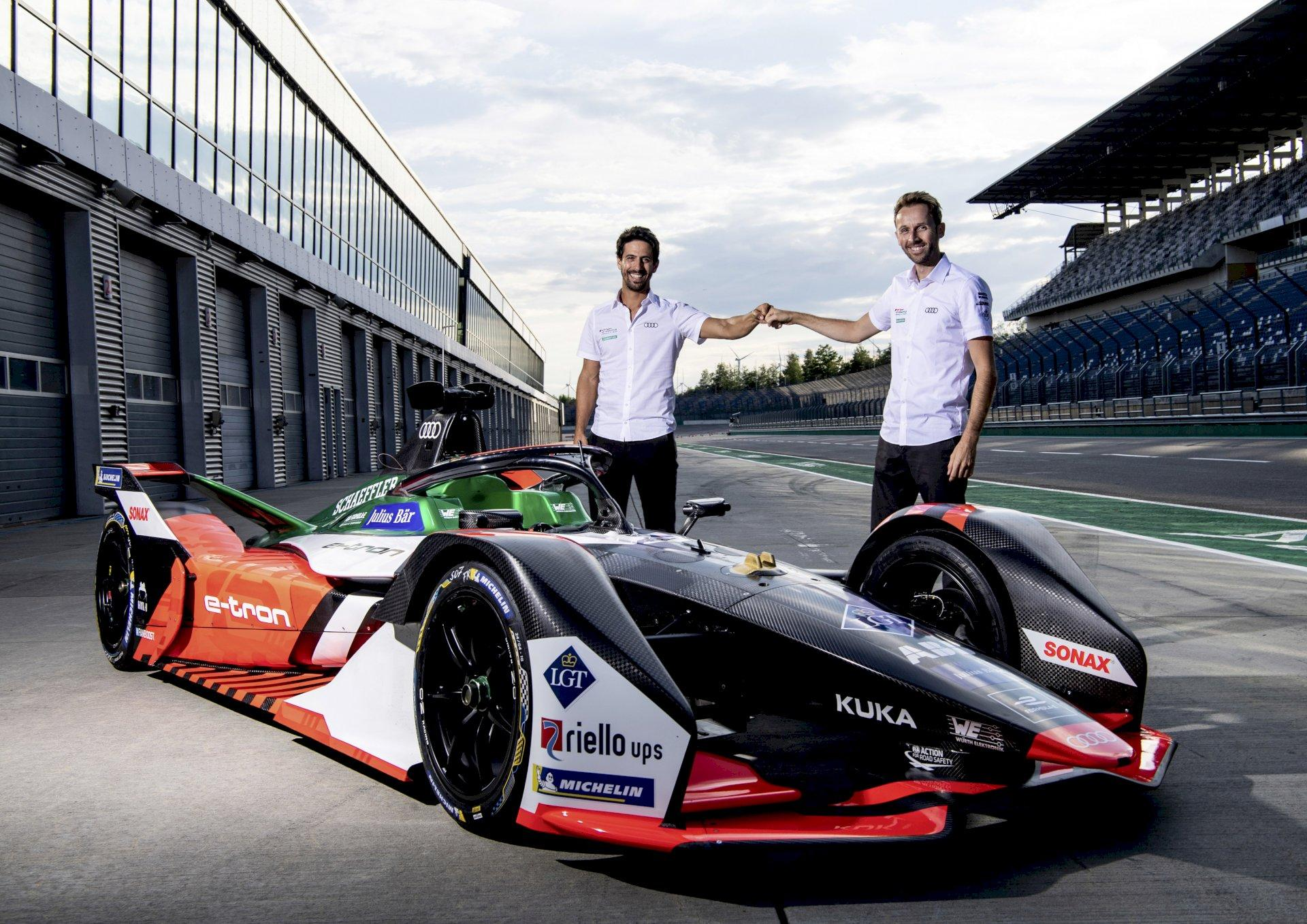 Formula E as guest at WE meet @ digital days 2021
