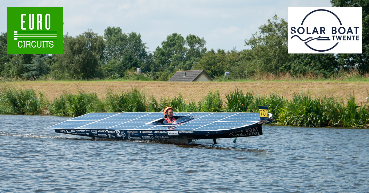 Meet our newest partner: Solar Boat Twente!