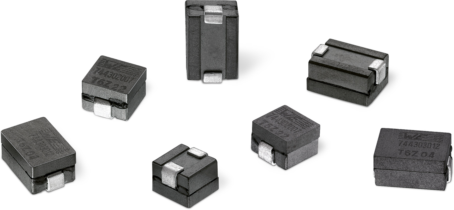 Würth Elektronik extends the high-current inductors
