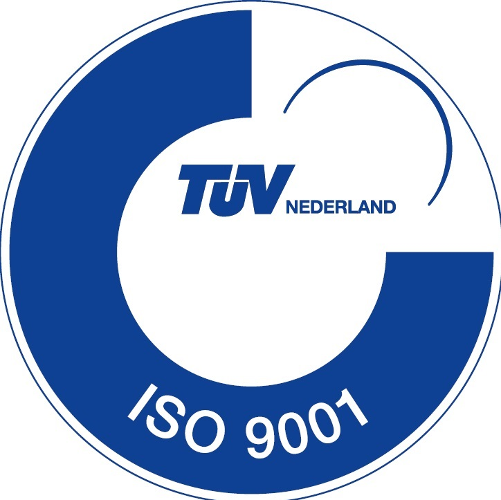 PHC Europe BV  ISO gecertificeerd