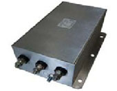 RP359 3-Phase Delta Compact EMI Filters