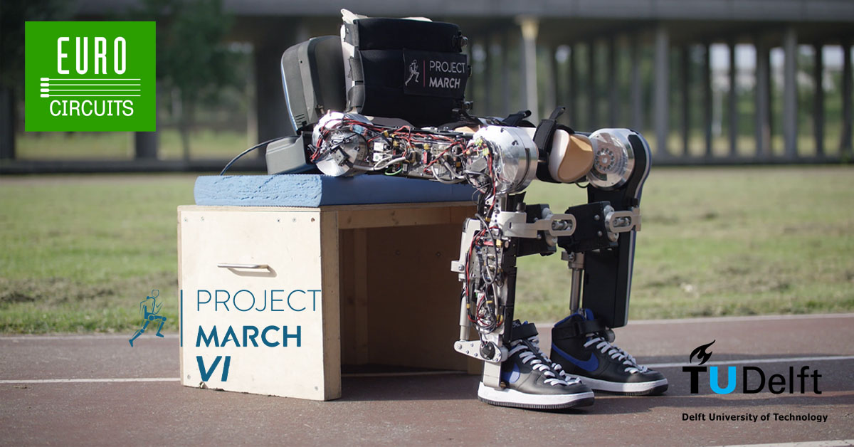 Project March VI Exoskeleton