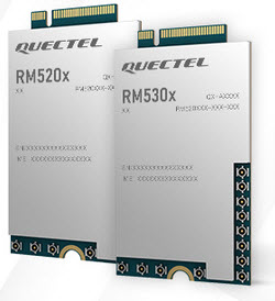 2nd Generation of 5G NR modules compliant with 3GPP R16 standard - Quectel and TOP-electronics