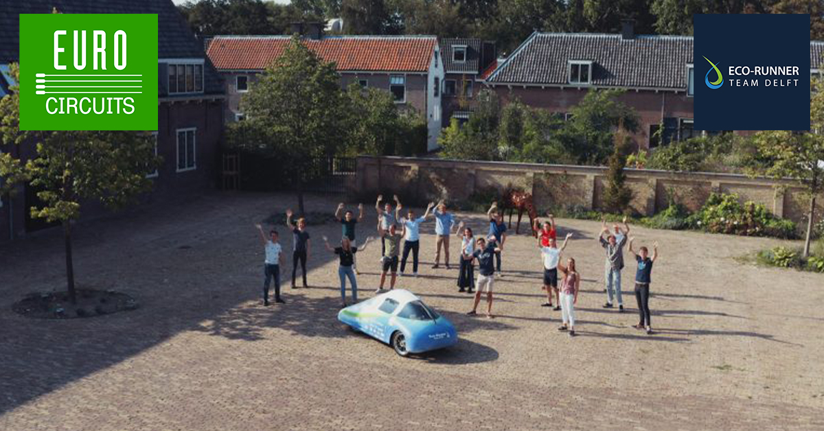 Meet Eco-Runner Team Delft