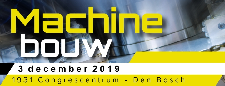 Predictive Maintenance op het Machinebouw event 2019