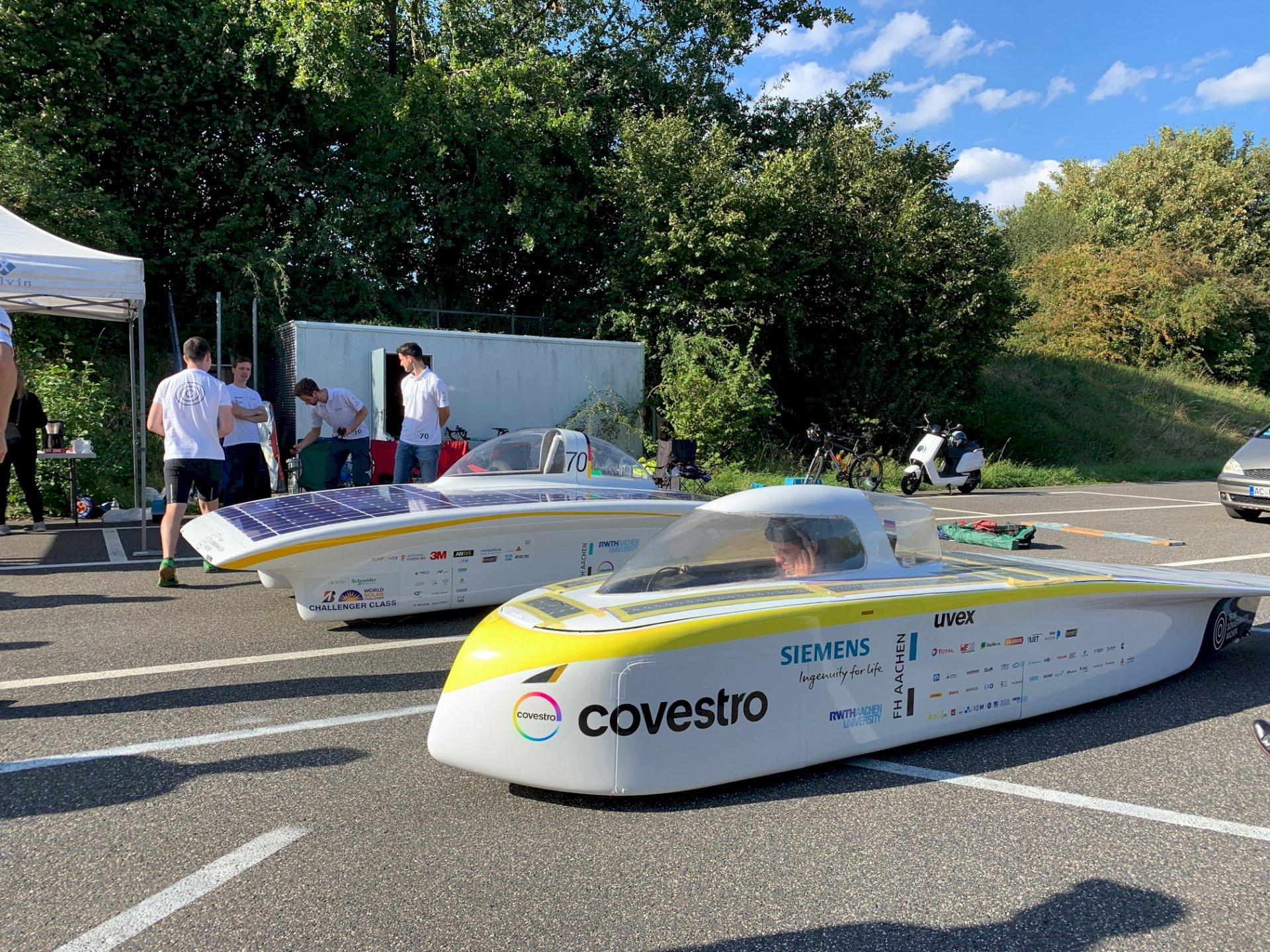 Würth Elektronik sponsors students' solar car projects