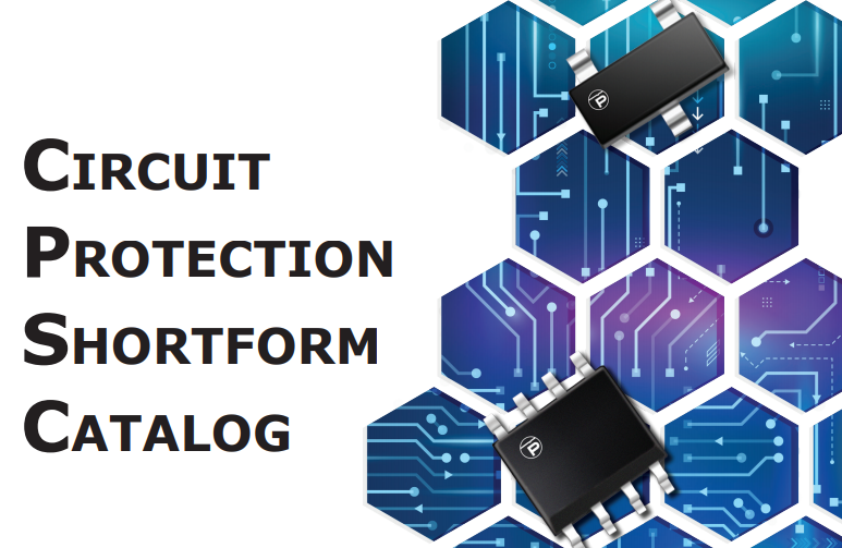 Circuit Protection Catalog including Application Solutions