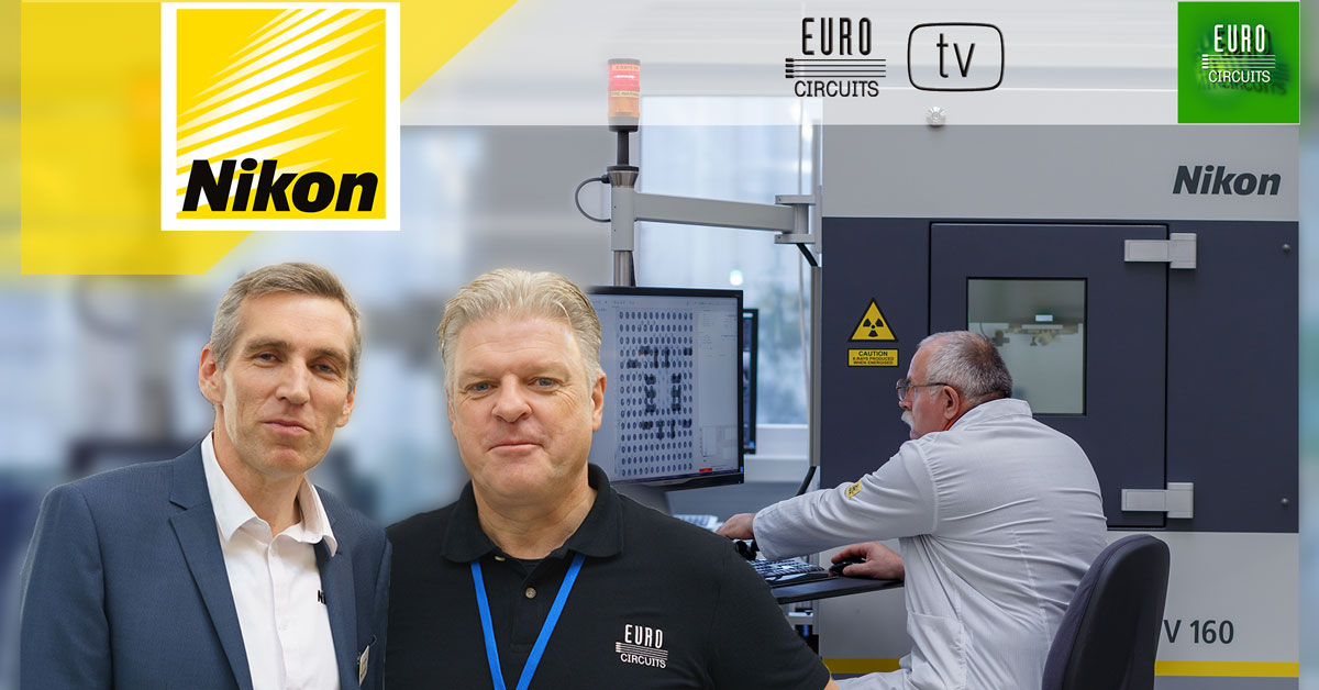 Eurocircuits heeft nu X-RAY vision !