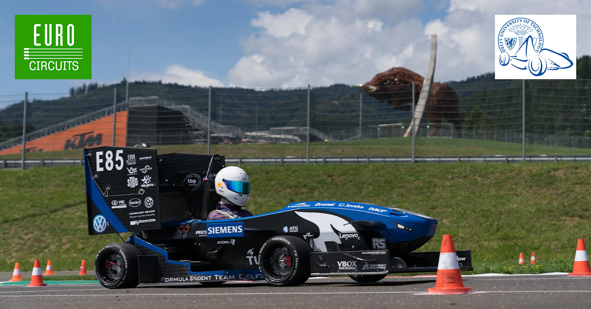 Formula Student Team Delft presents the secrets behind their successful car