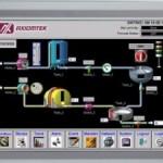 Nieuwe robuuste industriële touch panel computer met een 15-inch XGA TFT LCD display