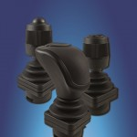 New IP67 sealed, 3 axis handles available