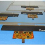 Alcom represents: RockTouch Industrial Scalable Touch Solution 10,1 inch – 21,5 inch