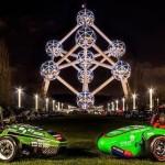 Nijkerk Electronics supplies OLED displays to Formula Electric Belgium team