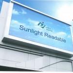 New line of enhanced sunlight readable TFT displays