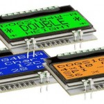 Small size, many characters for low-power hand-held applications