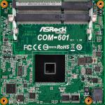 Nieuw supercompact ASRock COM-601 COM Express Bord