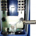 Op maat gemaakte loadpins toegepast in materiaal liften