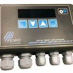 NIEUW, een intelligente verbindingsdoos voor industriële weegsystemen.