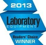 Winnaar Laboratory Equipment 2013